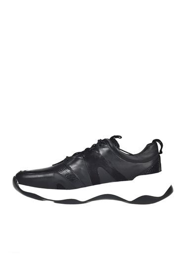 Dr.Flexer 106601 HakıkıDerıErkek Comfort Ayakkabı Sıyah Siyah